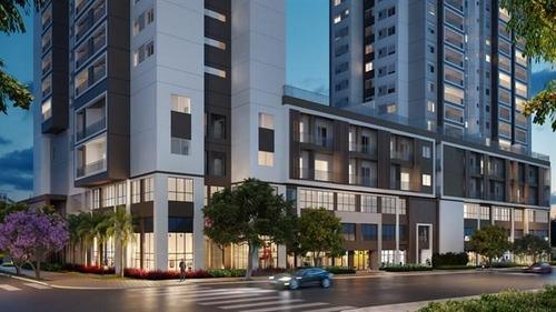 Apartamento Para Venda Em São Paulo, Jardim Caravelas, 3 Dormitórios, 1 Suíte, 3 Banheiros, 2 Vagas - Cap2766_1-1271566