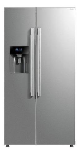Geladeira/refrigerador 520 Litros 2 Portas Inox Side By Side - Philco - 220v - Prf520di
