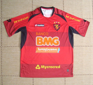 Camisa Original Sport Recife 2011 Third #10