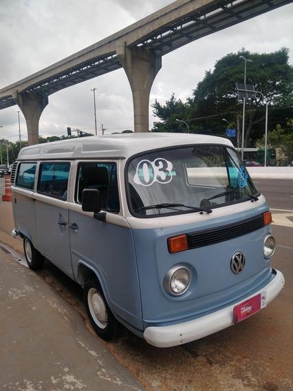 Volkswagen Kombi 1.6 Std 3p Gasolina 2003