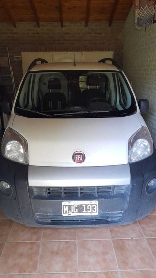 Fiat Fiorino Qubo Dynamic Full Titular Única Mano Impecable