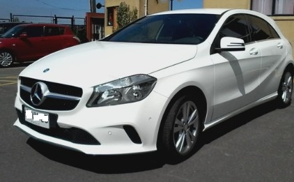 Mercedez Benz A200 Poco Km. 2016 Impecable