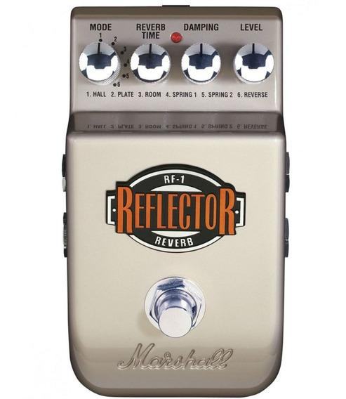Pedal Reflector Reverb Rf-1 - Marshall