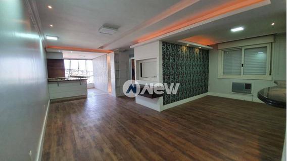 Apartamento Com 3 Dormitórios À Venda, 94 M² Por R$ 580.000,00 - Rio Branco - Novo Hamburgo/rs - Ap1705