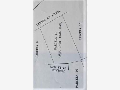 Imagen 1 de 3 de Terreno Comercial En Venta Ejido La Conchita Roja