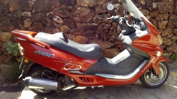 Scooter Ava 250 Condor