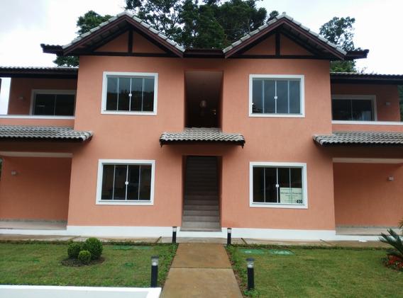 Apartamentos Em Teresópolis Condomínio Tipo Casa! Novo!