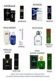 12 Perfumes Para Revenda Amakha Paris 33% De Nano Essência