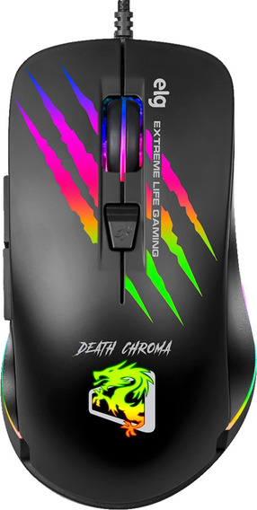 Mouse Gamer Death Chroma