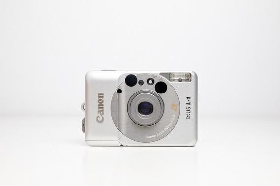 Câmera Fotográfica Canon Ixus