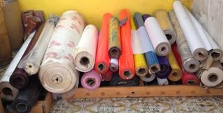Viniles Charol Doble Y Varios Colores,rollos Remate
