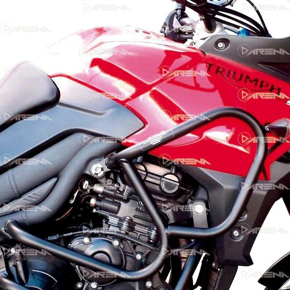Protetor Lateral Motor E Carenagem Triumph Tiger 1050 Sport