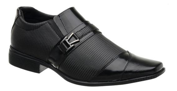 Sapato Social Masculino Queima Estoque