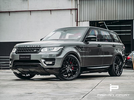 Land Rover Range Rover Sport 5.0 Hse Autobiography Dynamic 4