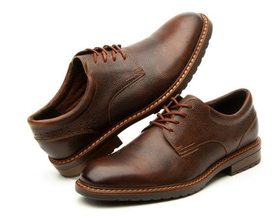 Calzado Zapato Flexi 400501 Tan Casual Oficina