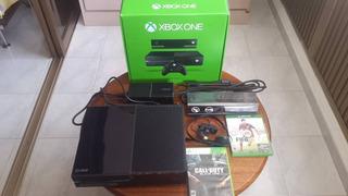Xbox One 500gb Usado Buen Estado Kinect 2 Juegos Originales