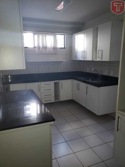 Apartamento Para Vender, Manaíra, João Pessoa, Pb - 1433