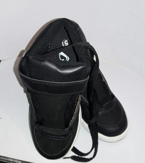 Zapatillas Glock Gender Panamá Black 35