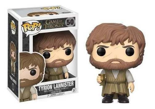 Funko Pop 50 Tyrion Lannister Game Of Thrones