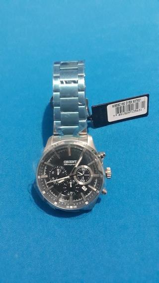 Relógio Orient Masculino Ref: Mbssc180 S1sx Cronógrafo