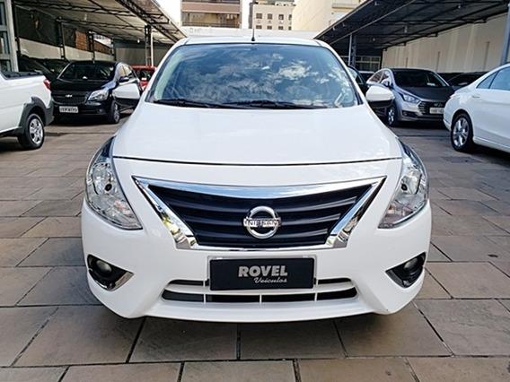 Nissan Versa Unique 1.6 Cvt Automático