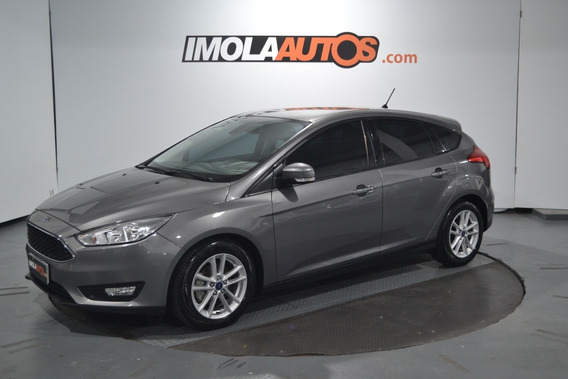 Ford Focus Iii 1.6 S 5p M/t 2018 -imolaautos-