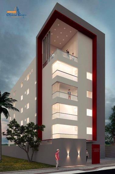 Kitnet Com 1 Dormitório À Venda, 24 M² Por R$ 60.000 - Cidade Universitária - Anápolis/go - Kn0025