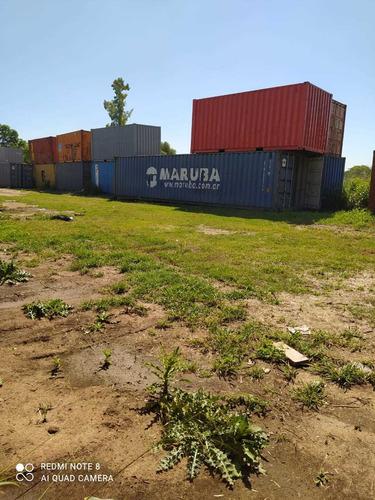 Contenedores Marítimos Containers Usados 40'hc