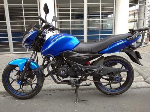 Moto Bajaj Discover 150, Barata, $3
