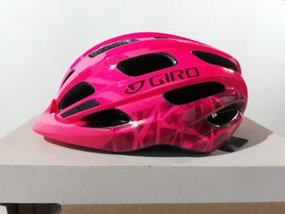 Capacete Ciclismo Giro Vasona Rosa P(55-59)