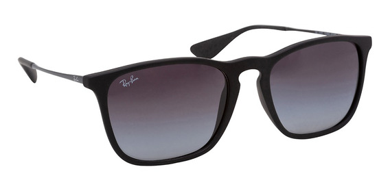 Óculos De Sol Ray Ban Chris Rb4187l Preto