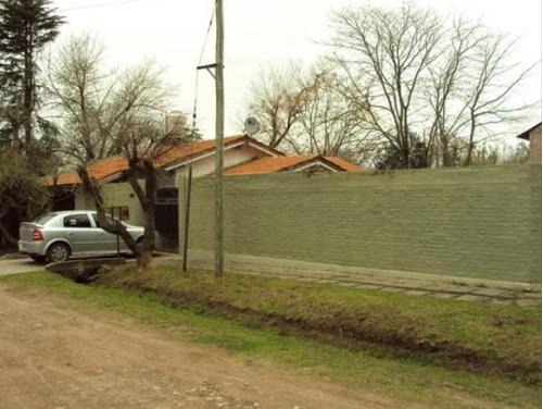 Imagen 1 de 14 de Casa En Venta En City Bell - Apta Banco