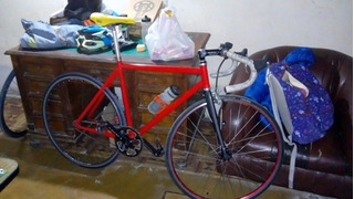 Bicicleta Pistera Rod28 Cuadro Artesanal
