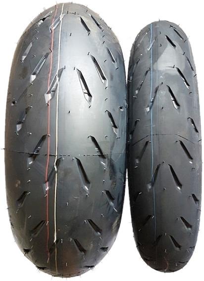 Par Pneu 120/70-17+190/50-17 Michelin Pilot Power Rs
