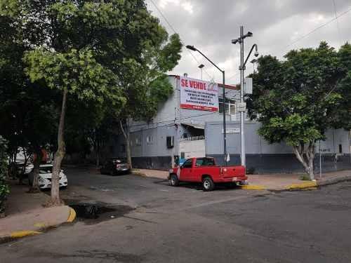 Terreno En Venta En Tacubaya, Miguel Hidalgo