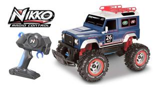 Auto Radio Control Land Rover Defender 90 1:16 Nikko 94150