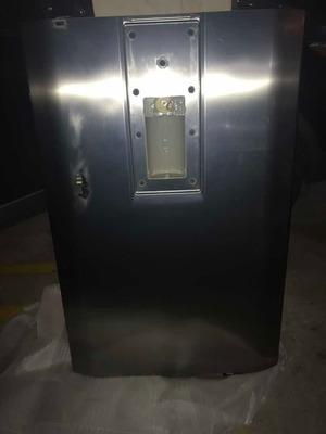 Porta E Puxador Refrigerador Eletrolux Infinity Exdi80x