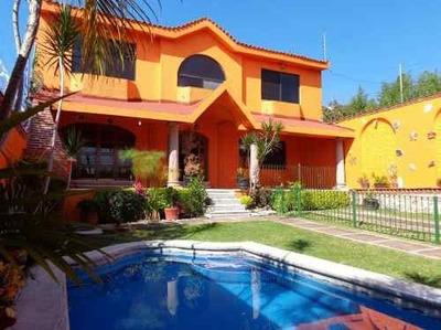 Casa En Venta En Lomas Tetela, Cuernavaca Morelos.