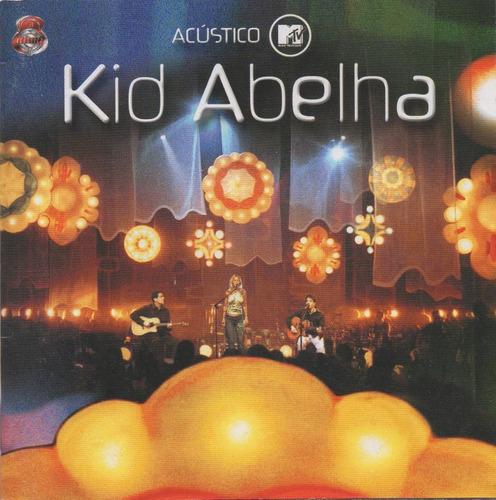 Cd Kid Abelha - Acústico Mtv  *lacrado*