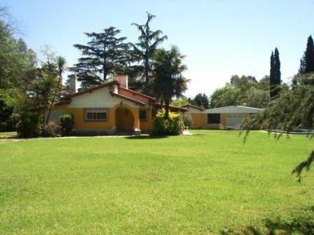 Casa Quinta En Barrio Cerrado Santa Amelia, Virrey Del Pino