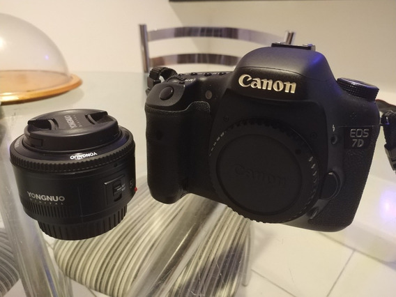 Canon 7d + 50mm 1.8