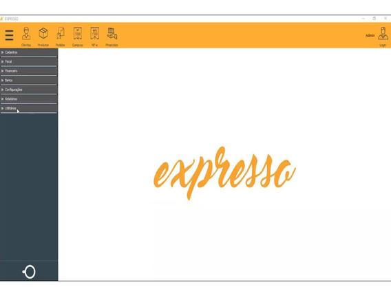 Sistema De Gestão Comercial - Expresso Coffcode