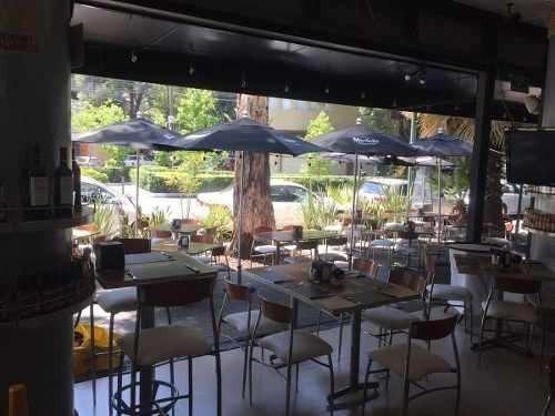 Excelente Restaurante En Traspaso