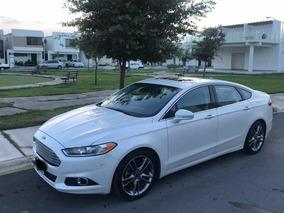 Ford Fusion 2.0 Titanium Plus L4 Qc Equipado Mt 2013