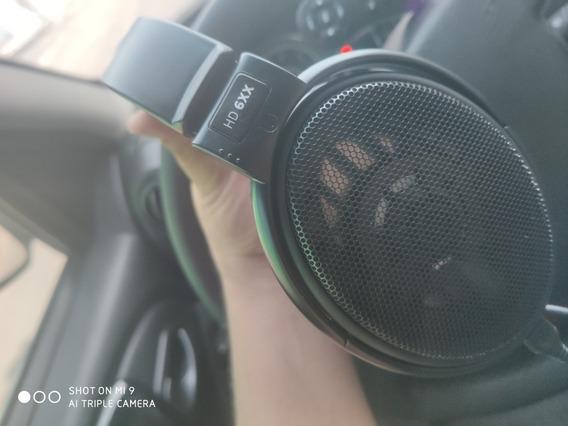 Headphone Sennheiser Hd 6xx