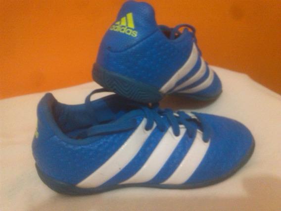 Zapatos Nike Y adidas De Niño Talla 27