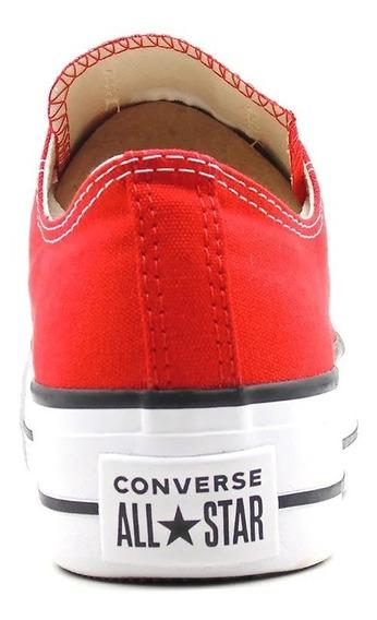 Tenis Converse All Star Ct Core Hi Vermelho