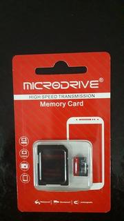 Cartão De Memória 16gb Classe 10 Marca Microdrive