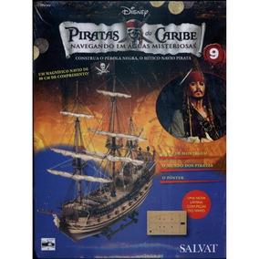 Fascículos Novos Do Navio Piratas Do Caribe