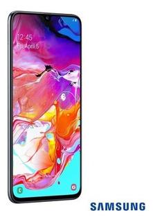 Samsung Galaxy A70 Preto 6,7 128gb 32mp+5mp+8mp Sm-a705mz
